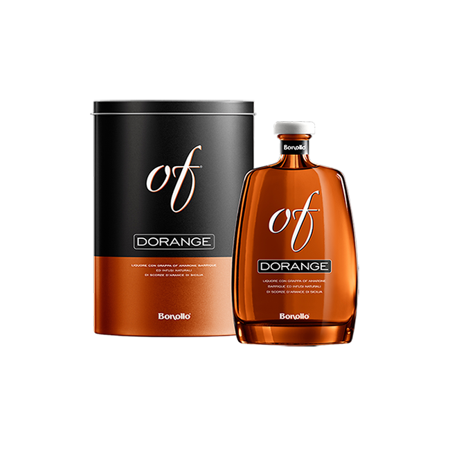 Liqueur Orange, 45% Grappa...